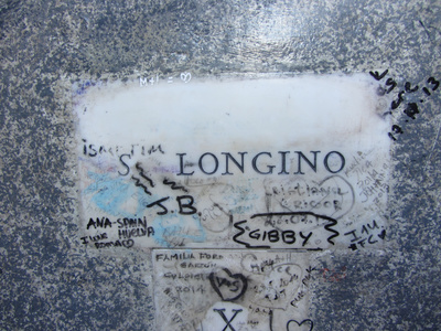 Marmor, Graffitientfernung