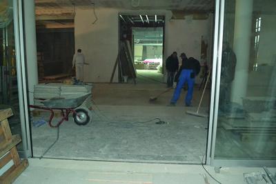 Naturstein: Spezialreinigung, Sanierung und Imprägnierung