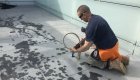 Terrassen Reinigung