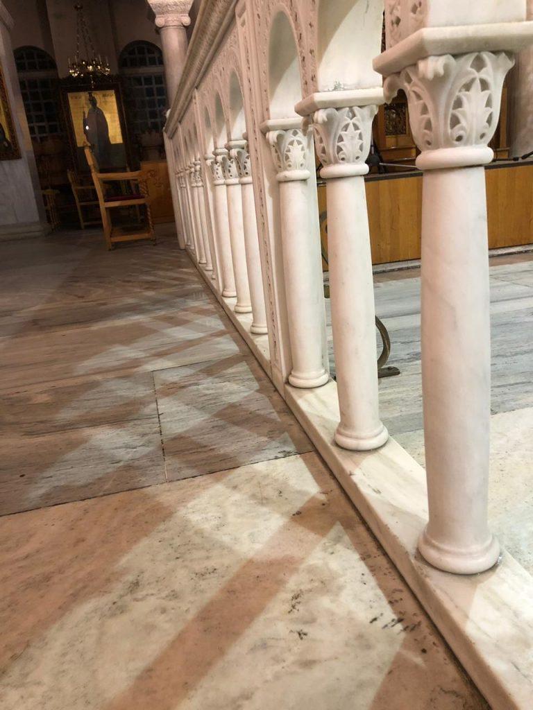 Sanierung von Kirchen